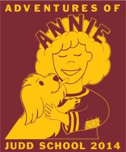 Annie Tee-Shirt Logo