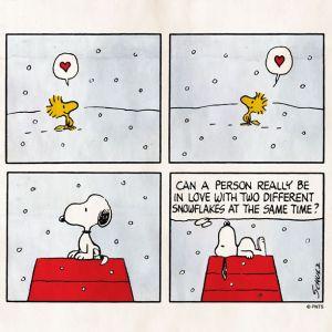 Peanuts snow 2