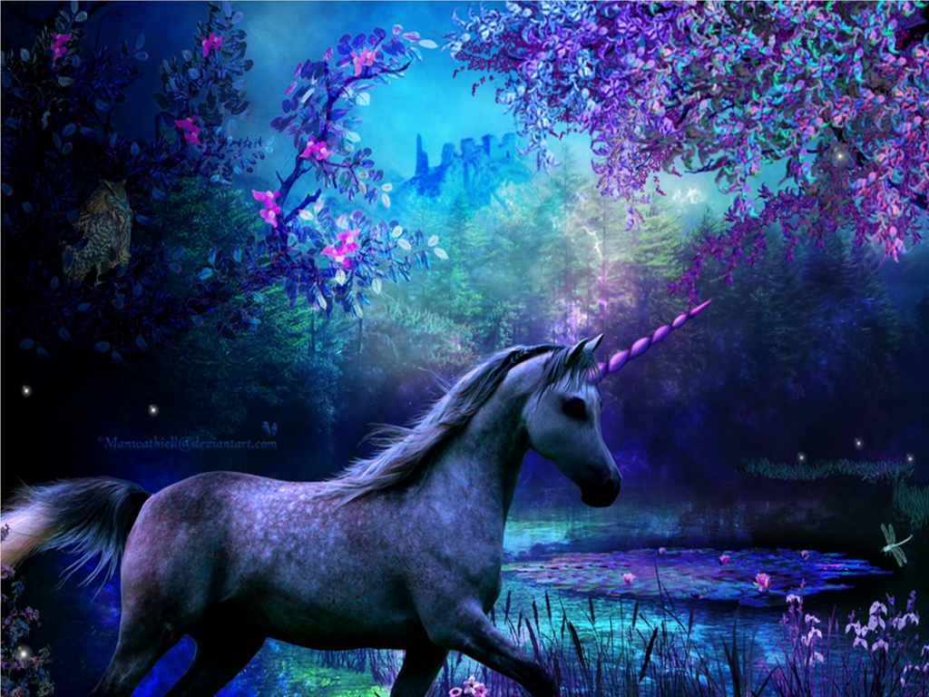 Unicorns:-) – Juddmusic's Blog