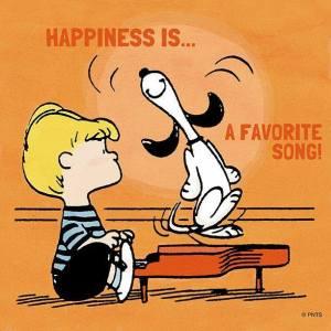 Peanuts Song