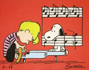 Musical Peanuts