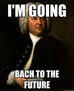 Bach To The Future 4
