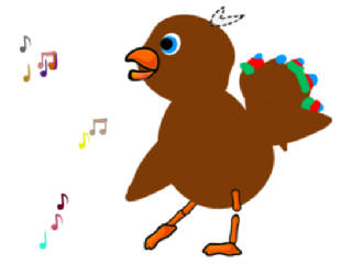 Singing Turkey