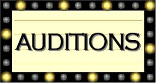 Auditions coming soon